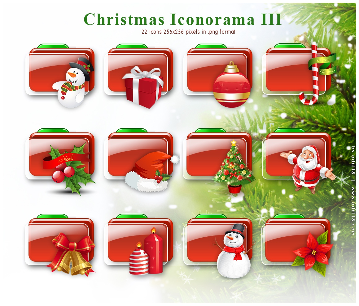 CHRISTMAS ICONORAMA III
