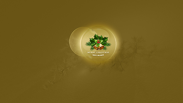 Christmas Magic_Golden - UHD